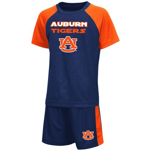 Colosseum Athletics Toddler Boys' Auburn University Gridlock Set
