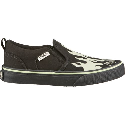 Vans Boys' Asher Shoes