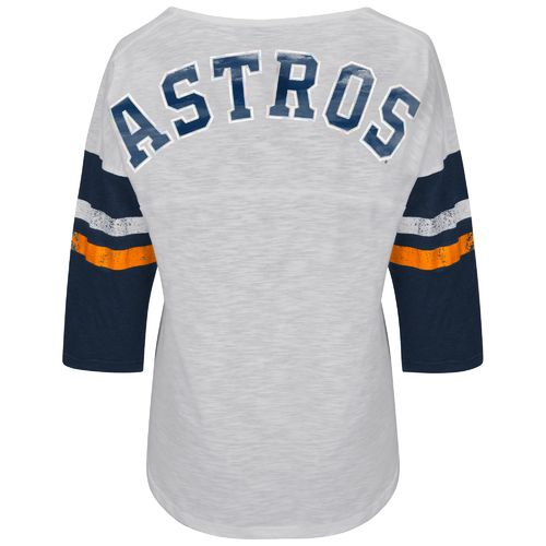 G-III for Her Women's Houston Astros Extra Point Top