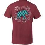 Image One Women's University of Alabama Fireworks T-shirt