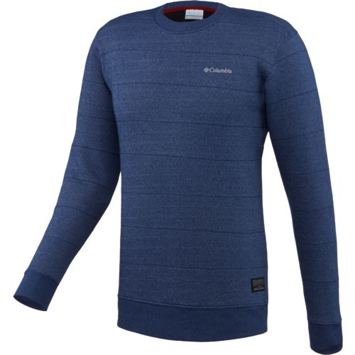 Columbia Sportswear Men's Great Hart Mountain Crew Fleece Sweatshirt
