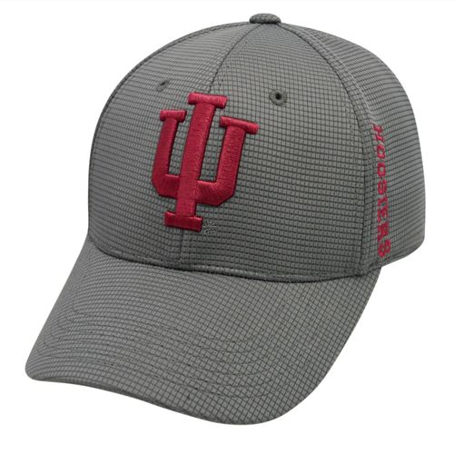 Top of the World Men's Indiana University Booster Plus Cap