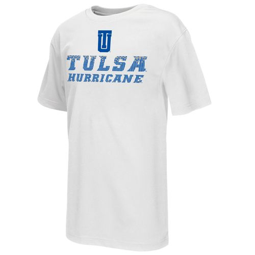 Colosseum Athletics Boys' University of Tulsa Pixel T-shirt