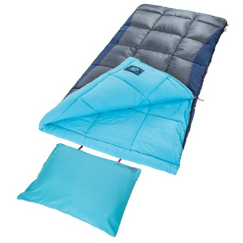 Coleman™ Heaton Peak™ 30°F Big & Tall Sleeping Bag - view number 4