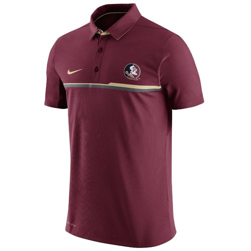Nike Men's Florida State University Elite Polo Shirt