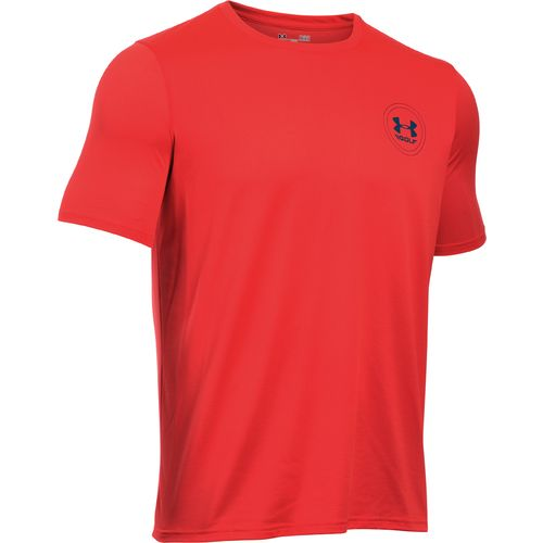 Under Armour Men's Golf Graphic Tech T-shirt - view number 1