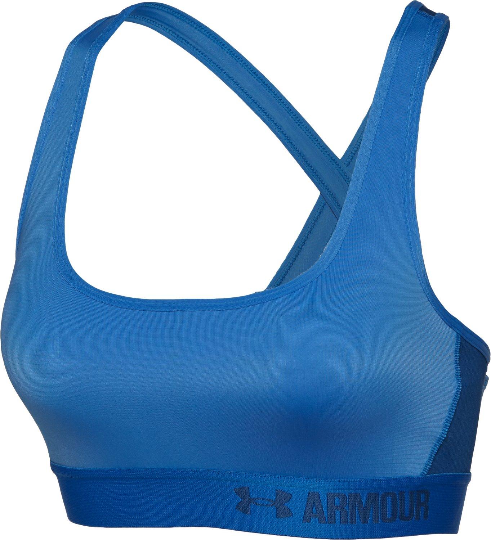 Under Armour™ Women's Mid Crossback Sports Bra