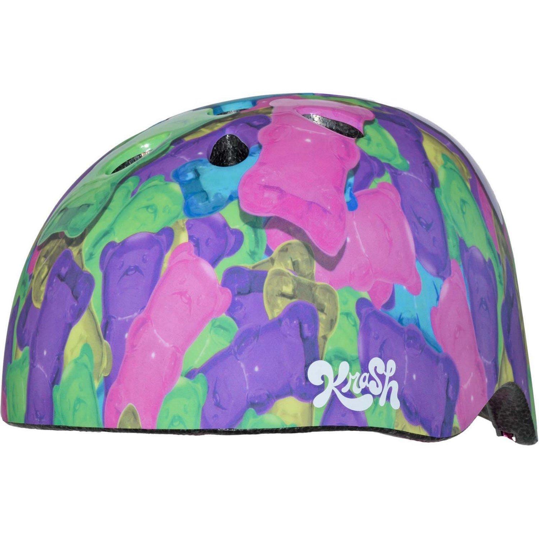 Krash Youth Gummy Bears Bicycle Helmet