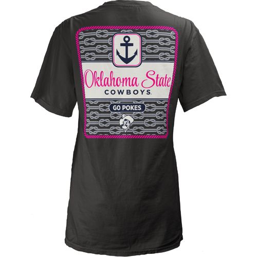 Three Squared Juniors' Oklahoma State University Knotty Tide