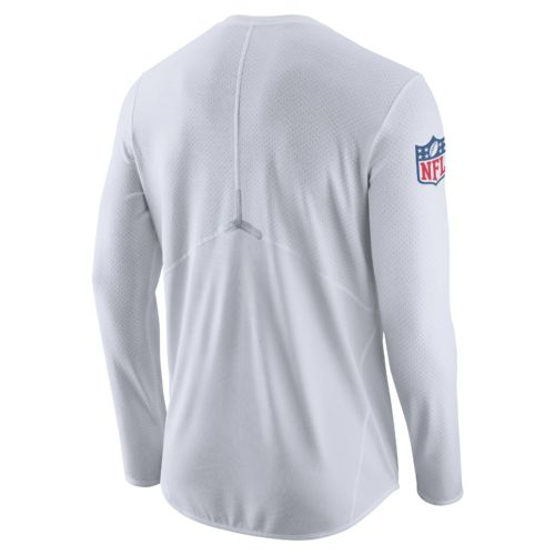 Nike Men's New Orleans Saints Long Sleeve Player Top - view number 2