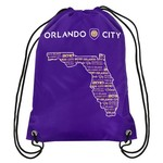 Team Beans Orlando City SC Drawstring Backpack