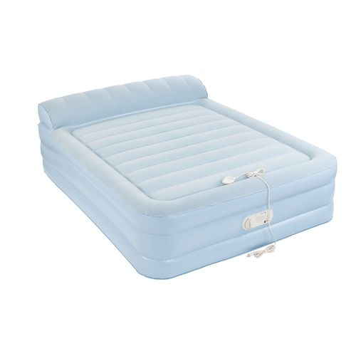 AeroBed® Queen Air Mattress with Headrest