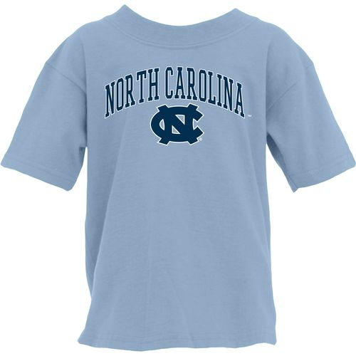 Blue 84 Boys' University of North Carolina Arched Name T-shirt