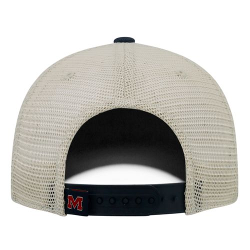 Top of the World Men's University of Mississippi Off-Road Adjustable Cap - view number 2