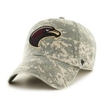 '47 University of Louisiana at Monroe Officer Camo Clean-Up Cap