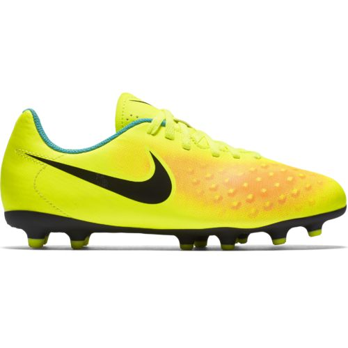 Nike™ Kids' Jr. Magista Ola II Firm Ground Soccer Shoes