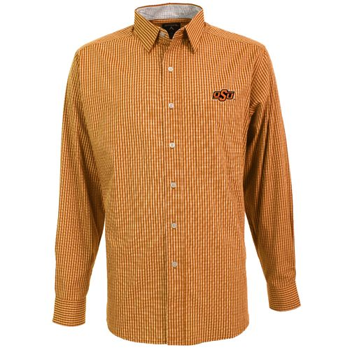 Antigua Men's Oklahoma State University Division Dress Shirt