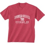 New World Graphics Men's University of Oklahoma Local Phrase T-shirt