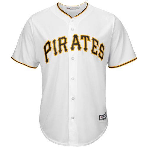 Majestic Men's Pittsburgh Pirates Roberto Clemente #21 Cool Base Replica Jersey - view number 3
