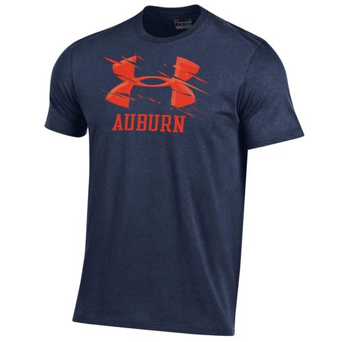 Under Armour™ Men's Auburn University Charged Cotton® T-shirt