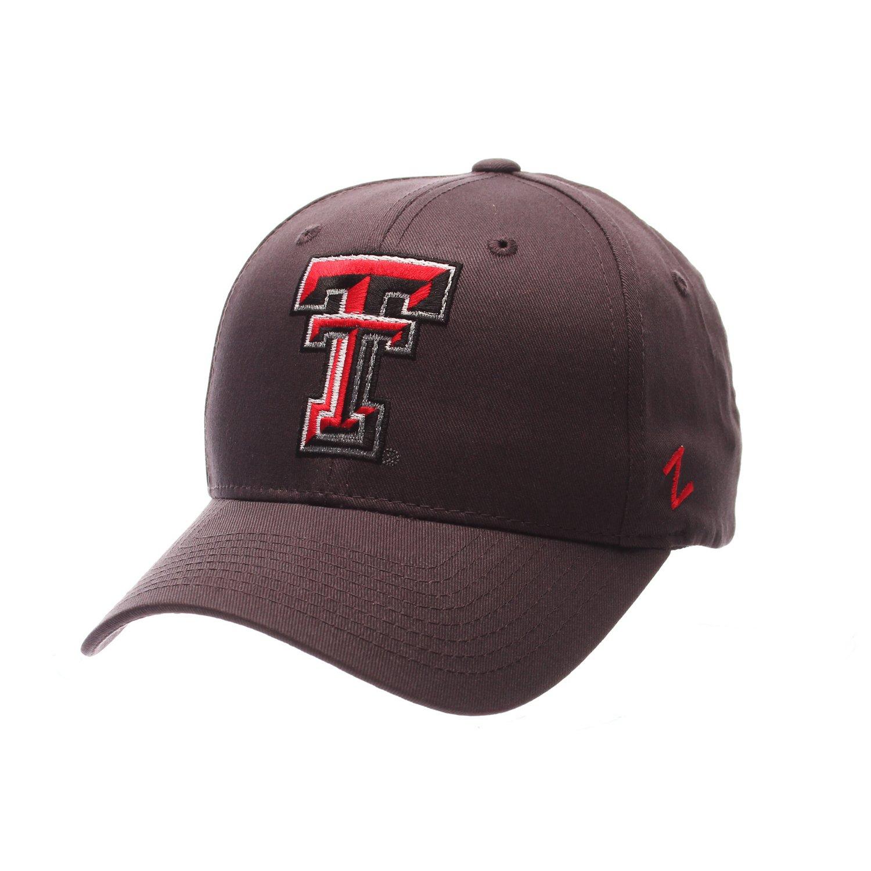 Zephyr Men's Texas Tech University Staple Cap
