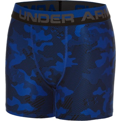 Under Armour™ Boys' Original Series Boxerjock® Novelty Boxer Briefs 2-Pack