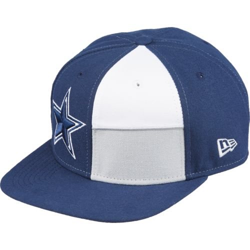 New Era Men's Dallas Cowboys Texas State Flag Cap