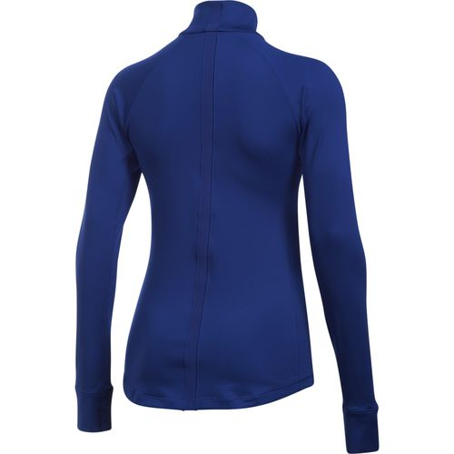 Under Armour Women's ColdGear 1/2 Zip Long Sleeve Pullover - view number 2