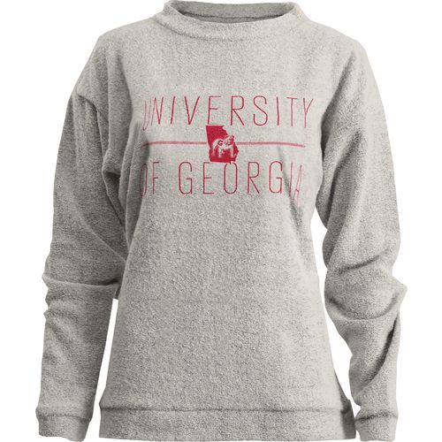 Three Squared Juniors' University of Georgia Odessa Terry Top