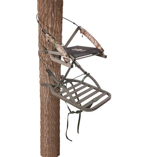 Summit Sentry SD Open-Front Treestand