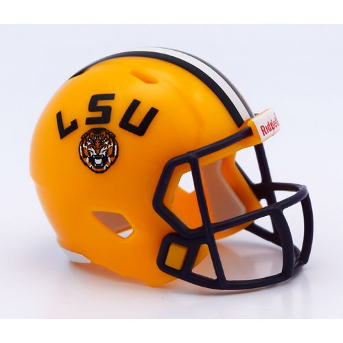 Riddell™ Louisiana State University Speed Pocket-Size Helmet