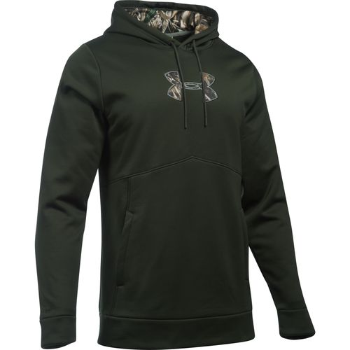Under Armour Men's Storm Icon Caliber Tall Hoodie