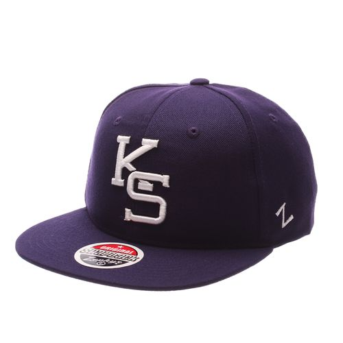 Zephyr Men's Kansas State University Z11 Snapback Adjustable Cap