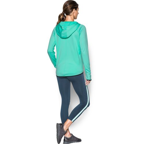 Under Armour Women's Fleece Tunic Hoodie - view number 5