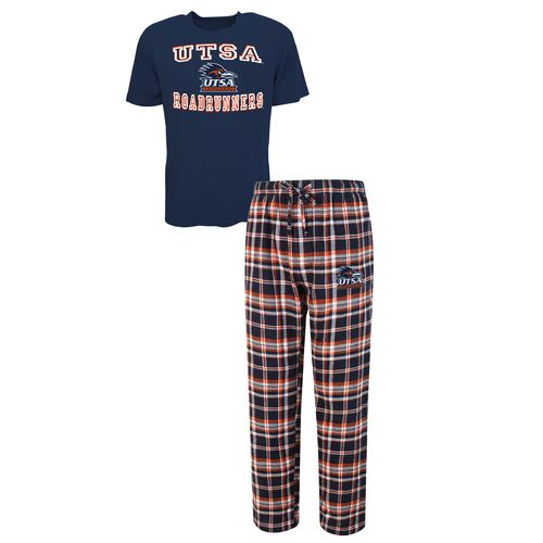 Concepts Sport™ Men's University of Texas at San Antonio Tiebreaker Shirt and Pant Set