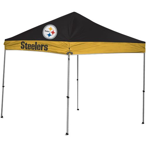 Coleman® Pittsburgh Steelers 9' x 9' Straight-Leg Canopy