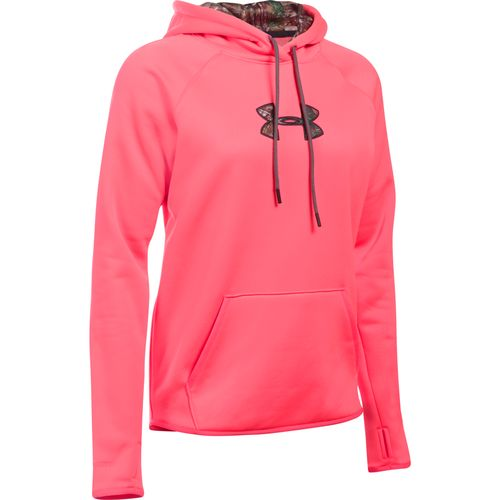Under Armour Women's Icon Caliber Hoodie - view number 1