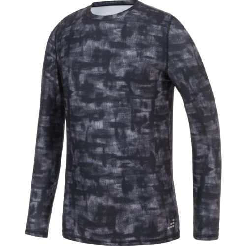 BCG™ Boys' Cold Weather Printed Crew Neck Shirt
