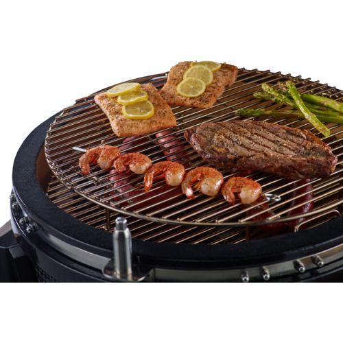 Outdoor Gourmet Kamado Ceramic Charcoal Grill - view number 6