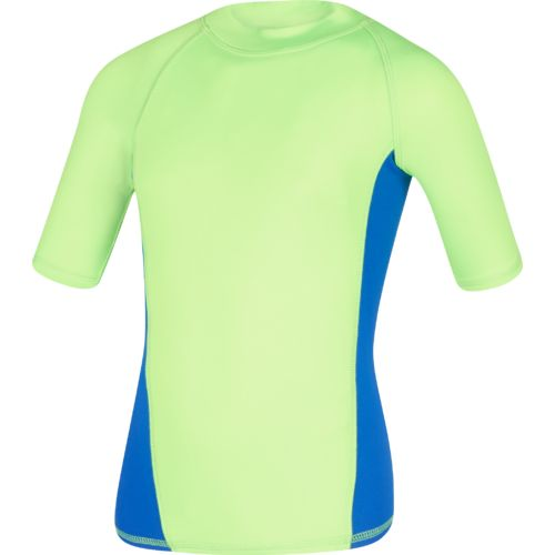 O'Rageous® Boys' Short Sleeve Rash Guard