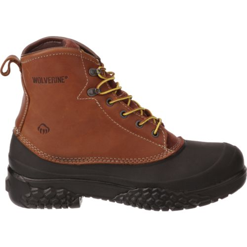 Wolverine Men's Swamp Monster Steel-Toe Lace Work Boots - view number 1