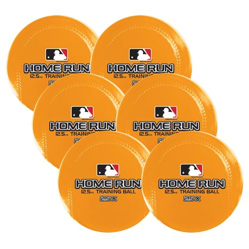 Franklin MLB Home Run 12.5 oz. Training Baseballs 6-Pack