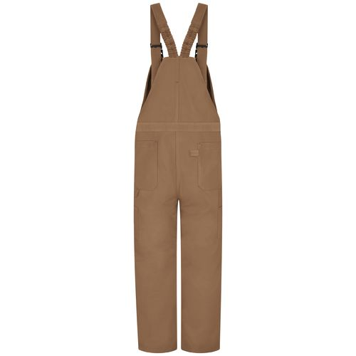 Bulwark Men's Flame Resistant Duck Unlined Bib Overall - view number 2