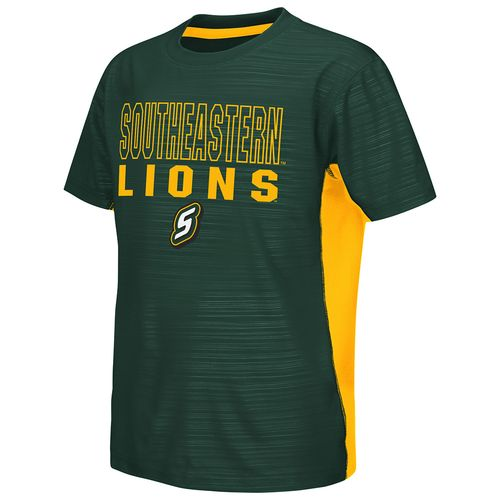 Colosseum Athletics™ Youth Southeastern Louisiana University In the Vault Cut and Sew T-shirt