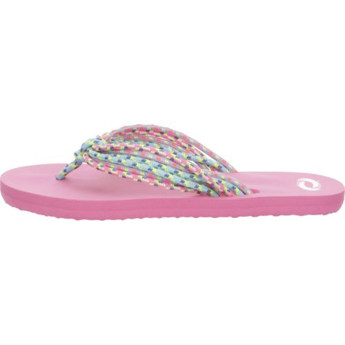 O'Rageous Girls' Friendship Flip-Flops