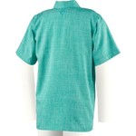 Magellan Outdoors Boys' Back Country Heathered Fishing Shirt - view number 2