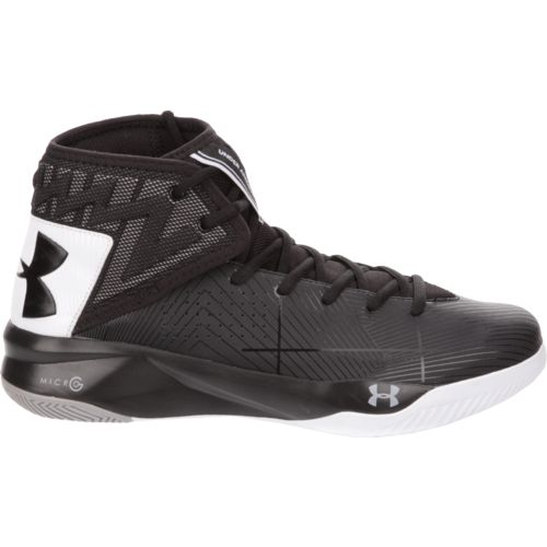 Display product reviews for Under Armour Men's Rocket 2 Basketball Shoes