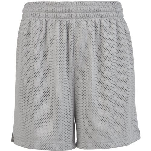 BCG Women's Basic Porthole Mesh Basketball Short