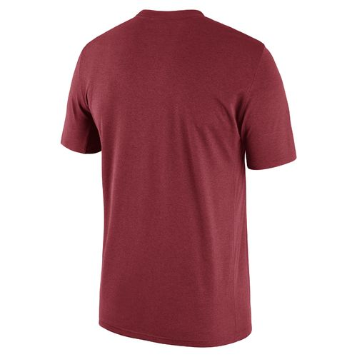 Nike™ Men's University of Arkansas Dri-FIT Legend Icon 17 T-shirt - view number 2