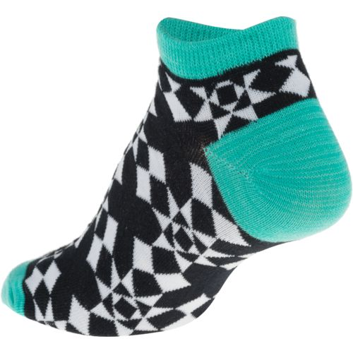 BCG Women's Geo Patterned Fashion Socks 10 Pack - view number 2